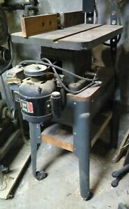Atlas 3500 Shaper Bits Woodworking Router P u Only Nyc Area