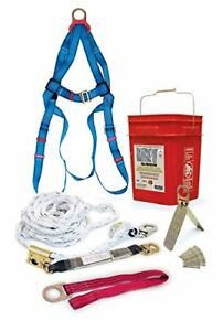 Premium Compliance In A Can usa Max Fall Protection Kit