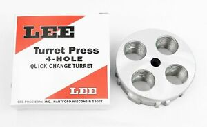 Lee Precision 4 Hole Turret  90269