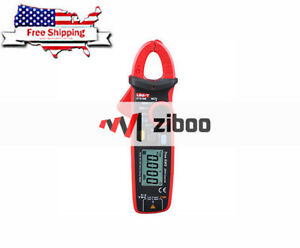 Uni t Ut210e Digital Clamp Meter Multimeter Handheld Rms Ac dc Ship From Us