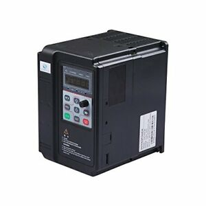 Lapond Newest Version Vfd Inverter Variable Frequency Drive 220v 4kw 5hp For