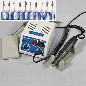 Dental Lab N3 Micro Motor Marathon Polishing Machine 35k Rpm Handpiece Burs