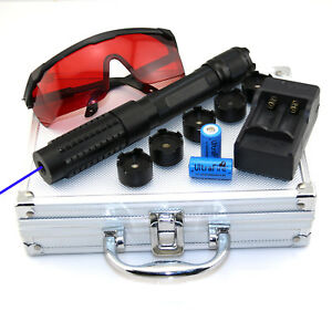 Bw6 450nm Adjustable Focus Blue Laser Pointer Light Cigarettes Burn Matches