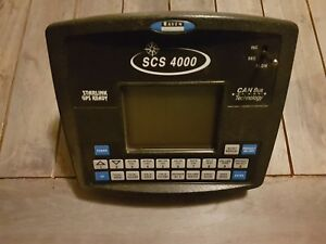 Raven Precision Scs 4000 New Canbus Spray Controller 063 0172 320 Starlink Gps