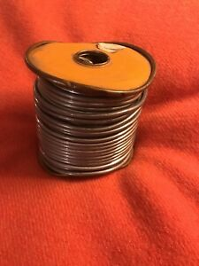 Vintage Rosin Core Solder Large Spool 5lbs 4oz Total