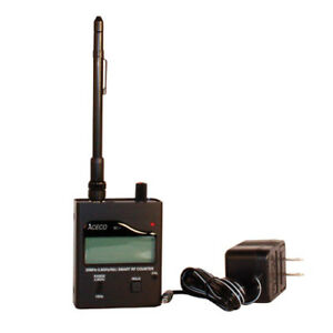 Digital High End Frequency Counter Bug Detector