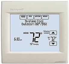 Honeywell Visionpro 8000 With Redlink Programmable Thermostat