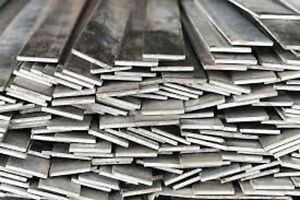 Alloy 304 Stainless Steel Flat Bar 3 8 X 2 X 72