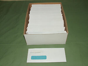 9 500 Intuit Quickbooks Double Window Self Seal Security Check Envelopes 229