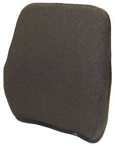 Amss7557 Long Backrest Cushion Brown Fabric For International 786 Tractors