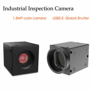 Color Industrial Sdk Inspection Camera Usb2 0 1 3mp Global Shutter Linux Windows