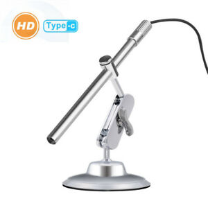 Usb Microscope Potensic Endoscope Inspection Magnifier With Advanced Cmos Senso