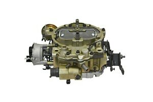 Remanufactured Rochester Quadrajet Carburetor 4mv 80 89 Electric