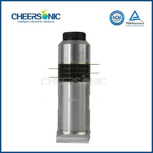 Cs15 h50 z4 Ultrasonic Piezoelectric Transducer For Ultrasonic Processor