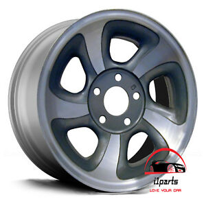 Chevrolet Blazer S10 1999 2000 2001 15 Factory Original Wheel Rim