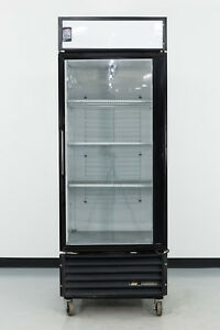 Used True Gdm 26f 1 Swing Glass Door Merchandiser Freezer