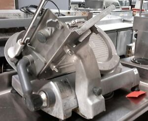 Used Hobart 2612 12 Commercial Meat Cheese Slicer