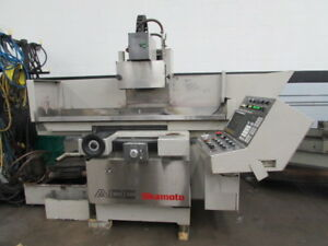 Okamoto Acc 12 24ex Programmable Surface Grinder