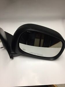 98 02 Dodge Ram Sport 2500 3500 Heated Black Power Heated Right Side Mirror 8602