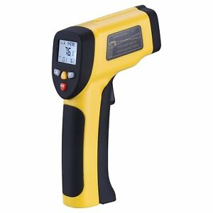 Goodes Non contact Digital Laser Ir Infrared Thermometer Temperature Gun 58 To