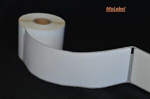 36 Rolls Dymo Compatible 99019 Postage Labels 150pcs roll 2 5 16 X 7 1 2