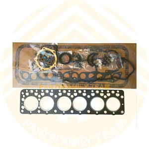 Engine Bearing Set And Gasket Kit Nissan Sd33 Sd 33 Diesel Construction Machines