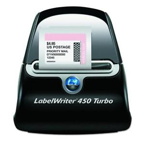 Dymo Labelwriter 450 Turbo Thermal Label Printer 1750283