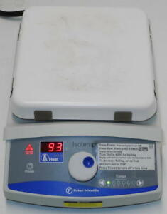 Fisher Scientific Isotemp 11 300 49hp Digital Timed Hot Plate