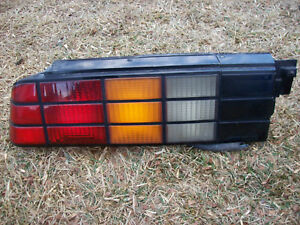 1982 1992 Chevrolet Camaro Rs Z28 Irocz Grid Taillights Tail Lights Assemblies