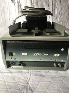 Ethicon Endo surgery Ultracision Generator G110 With Foot Swith Pedals