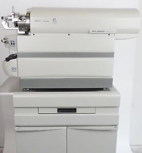 Applied Biosystems Sciex Api 2000 Lc ms ms Mass Spectrometer