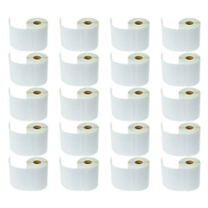 20 Rolls For Dymo Labelwriter 4xl 4x6 Thermal Shipping Label 1744907 220 roll