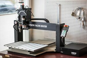 Cnc Engraver Ada Sign Making Vision Engraving Routing 1624r Cnc Router S4