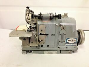 Merrow M 3dr Narrow Edge Save Now Industrial Sewing Machine
