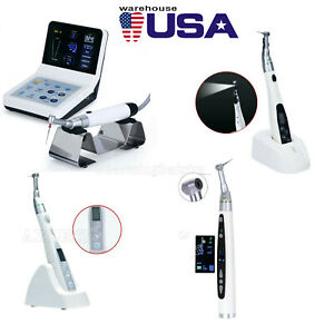 Dental Endodontic Micromotor Treatment Endomotor Handpiece Root Canal Treatment