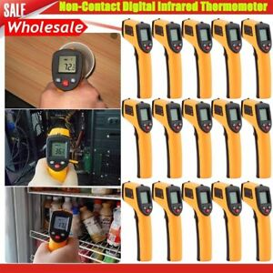 qty 15 New Non contact Infrared Ir Digital Lcd Thermometer Temperature Gun Mx