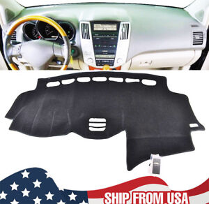 Dash Mat Pad Dashboard Cover Dashmat For Lexus Rx 300 330 350 2004 2009 04 07 09