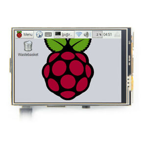 New 3 5 Hdmi 800x480 Lcd Display Touch Screen For Raspberry Pi 3 2 3 Model B