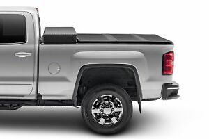 Extang Solid Fold 2 0 Toolbox Tonneau Cover For 15 19 Silverado Sierra 6 6 Bed