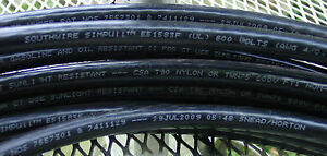 Southwire T90 4 0 Awg Thhn Copper Wire 12 5 Ft Length
