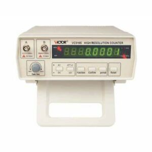 Victor Vc3165 Radio High Frequency Counter Rf Meter 0 01hz 2 4ghz Professional T