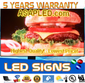 Deal Wireless 10mm Programmable Full Color Digital Led Sign Outdoor Made In Usa