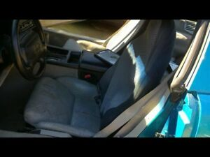 Driver Front Seat Bucket Leather Manual Fits 95 96 Corvette 278856