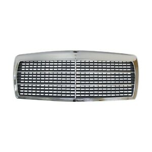 Am Front Grille For Mercedes benz 190e 190d With 5 Rubbers