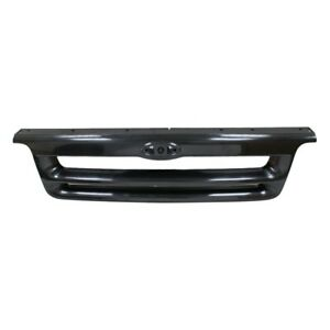 Am New Front Grille For 93 94 Ford Ranger Pickup Truck 4wd 4x4 Black Plastic