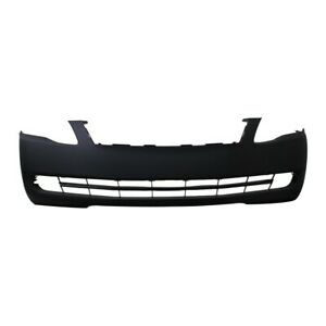 Am Front Bumper Cover For Toyota Avalon With Fog Lamp Hole Without Laser Cruise