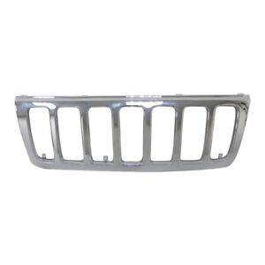 Am Front Grille For Jeep Grand Cherokee