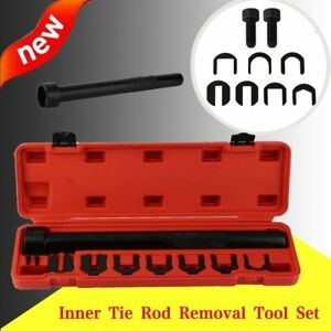 Auto Car Truck Inner Tie Rod Tool Installer Remover Crews Foot Wrench W case Hot