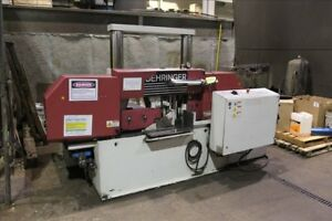 Behringer Hbp360a Dual Column Automatic Horizontal Band Saw B37452