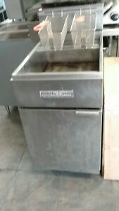 Imperial Commercial Cooking Equipment Ifscb650c Deep Fryer